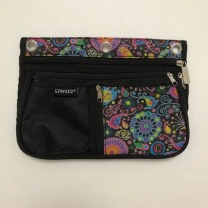 FREE* Multicoloured Patterned Pencil Case